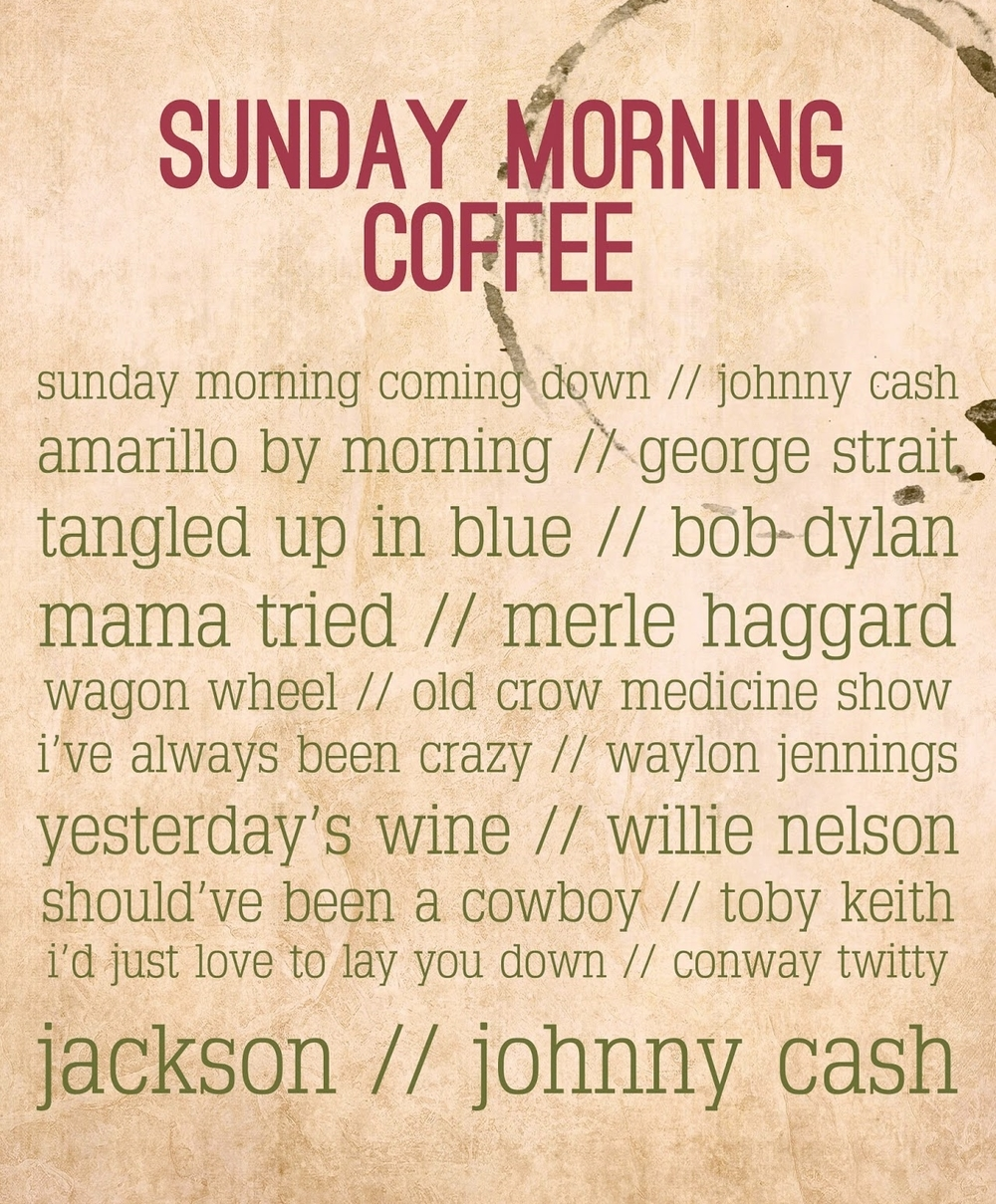 sunday-morning-coffee-country-playlist