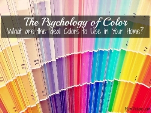 The pigment you paint your walls is not just a decoration choice; it can  make a tiny room feel larger, or a spacious one feel more intimate, ...