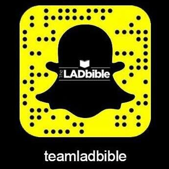 The Lad Bible are one of several brands to feature their Snapchat profile picture on other social media pages, making it easier to add them on Snapchat and increasing its visibility.