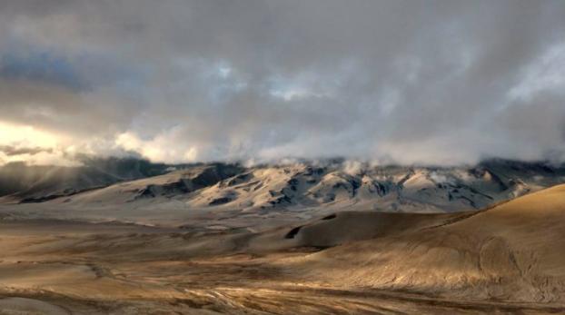 Mount Griggs,Valley of 10,000 Smokes, Katmai