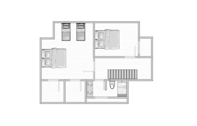 Click to enlarge 2nd floor layout.
