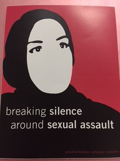 Breaking Silence Bumper Sticker: $7