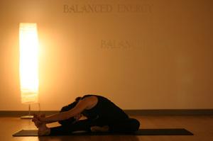 Gentla Yoga - Janu Sirsasana