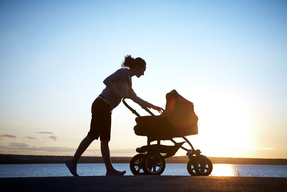 Get Back in Shape After Baby -