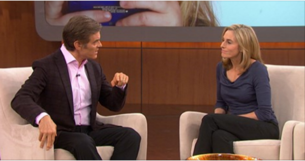 Delaney Ruston, MD on Dr. OZ