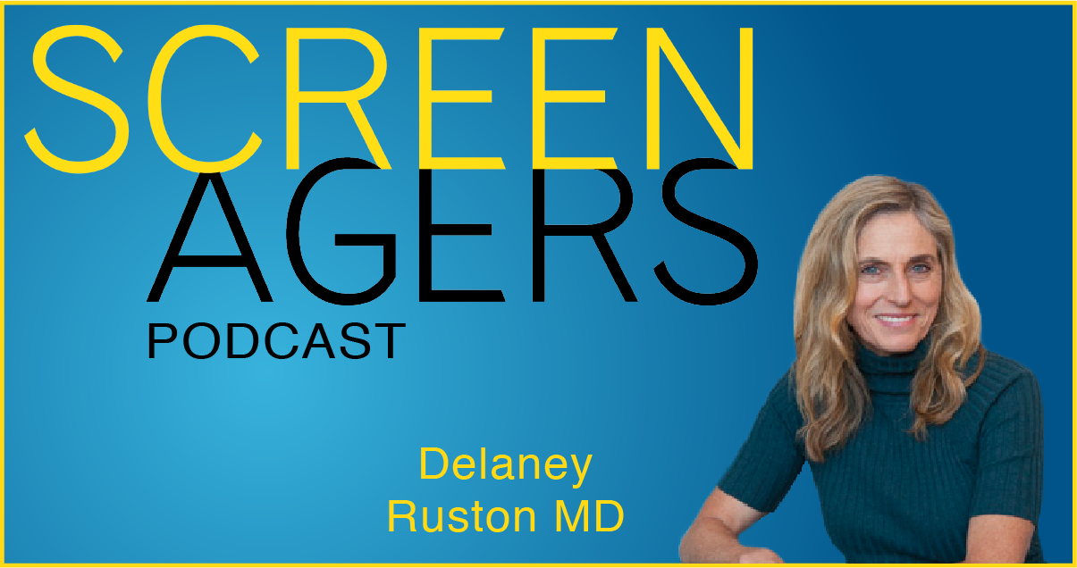 Screenagers Podcast — SCREENAGERS 1