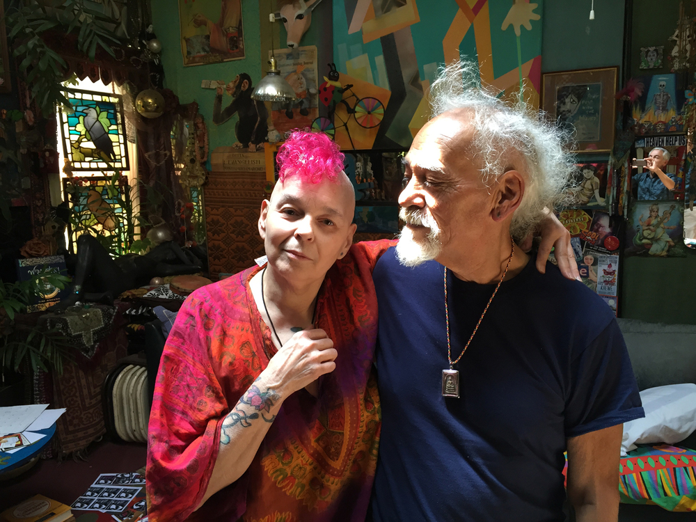 Cara Vida and Sal Hayes Valley, San Francisco.  © Jud Burgess 2015
