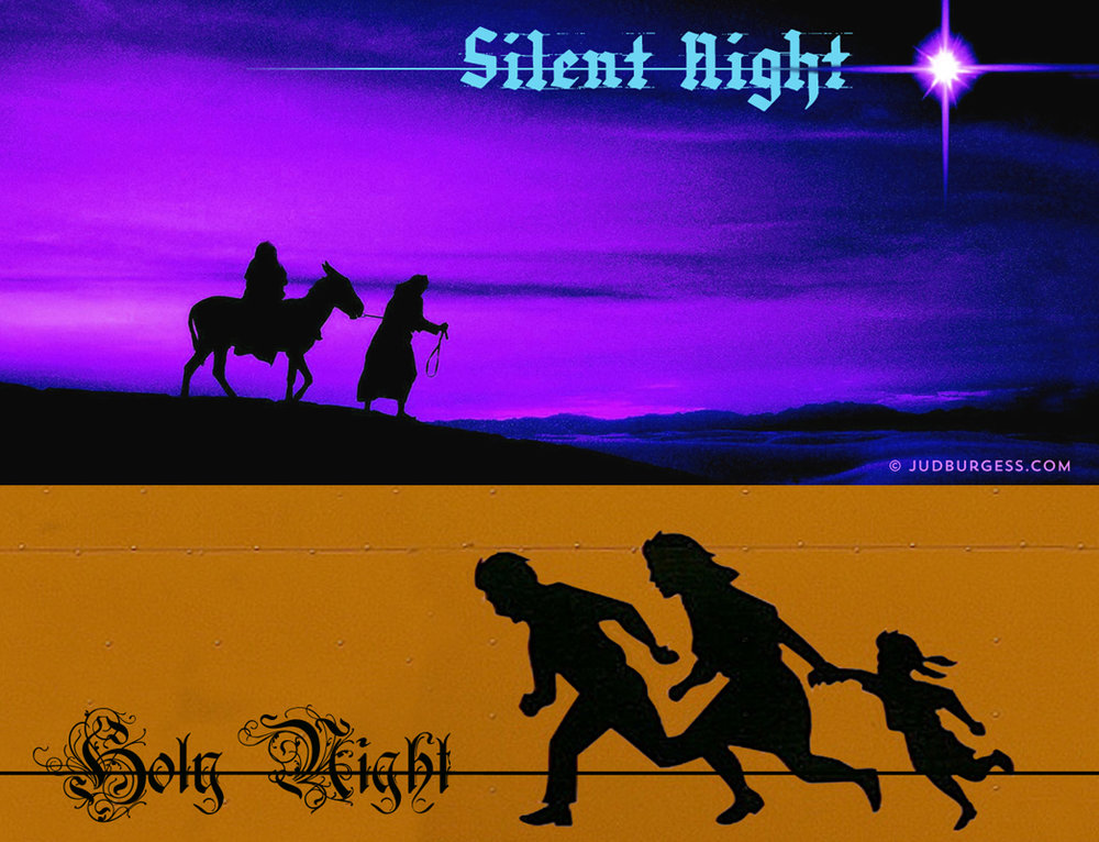Silent Night, Holy Night  © Jud Burgess
