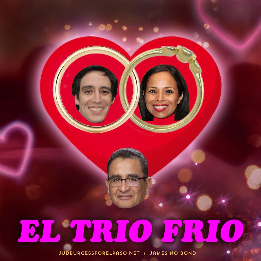 Vince Perez, Claudia Ordaz and El Paso's D.A.