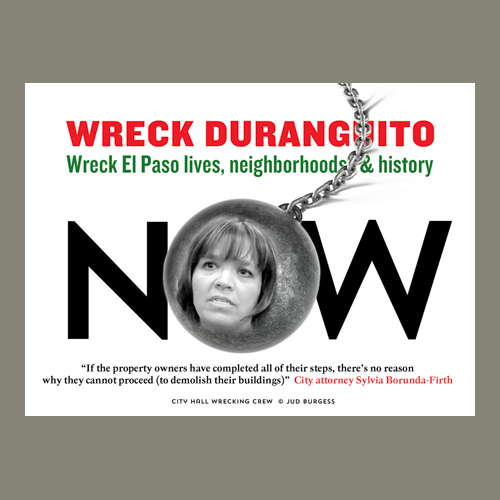 Wreck Duranguito Sylvia Borunda-Firth © Jud Burgess