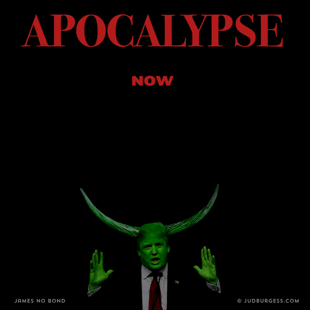 Apocalypse Now © Jud Burgess