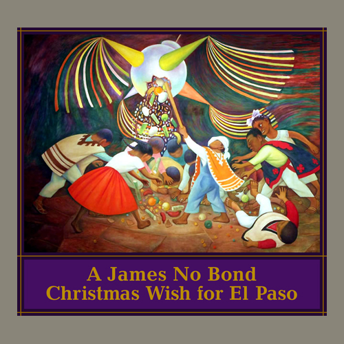 A Christmas Wish for El Paso © Jud Burgess