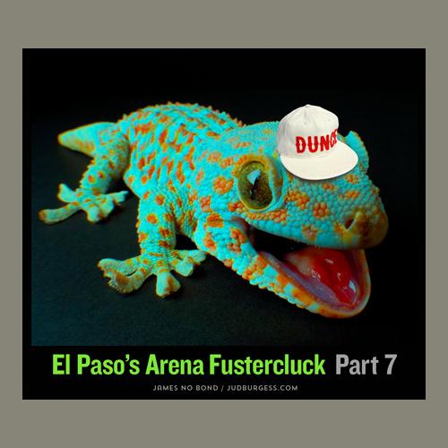 El Paso Arena fustercluck 7 © Jud Burgess