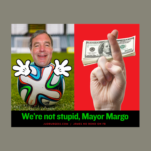 not stupid mayor dee margo.jpg