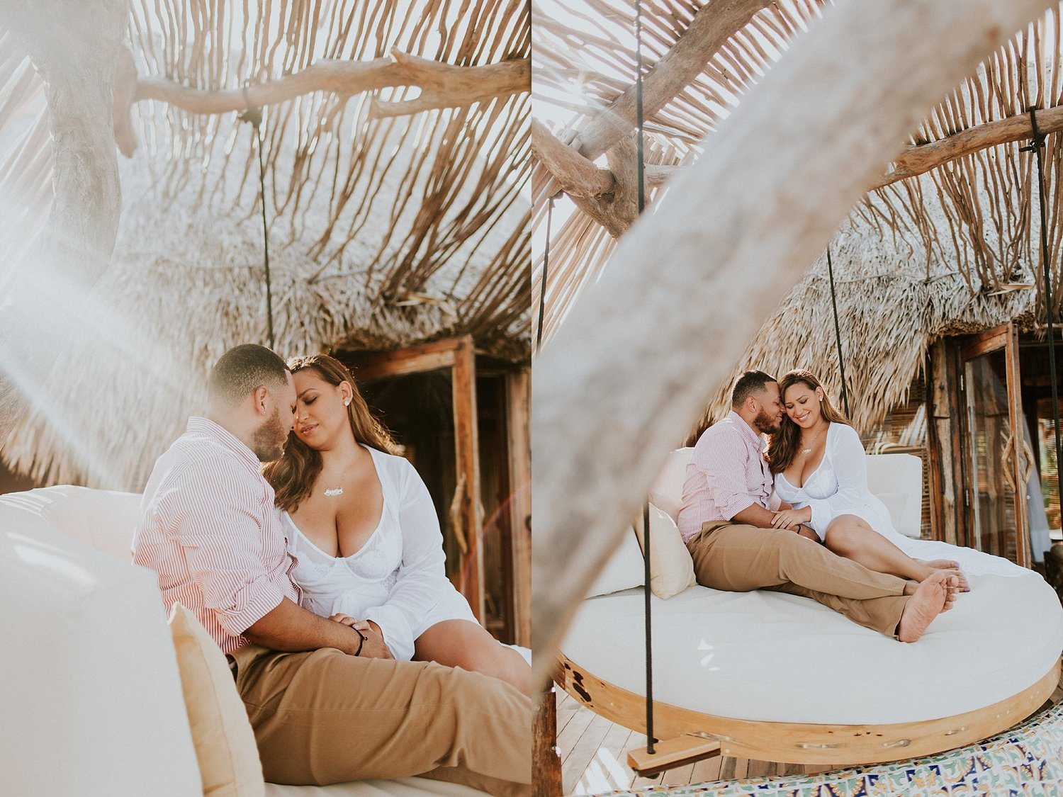 Marilyn & Calvin Tulum Honeymoon | Tulum, Mexico Photographer