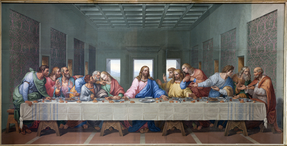 The Last Supper, Milan