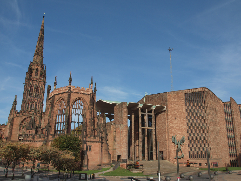 St. Michael Cathedral, Coventry UK