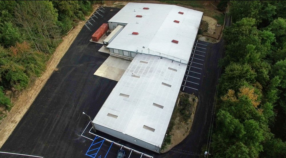 Associates Warehousing, Inc. new modern warehousing fulfillment center located at 390–394 Tylers Mill Rd. in Sewell, NJ.