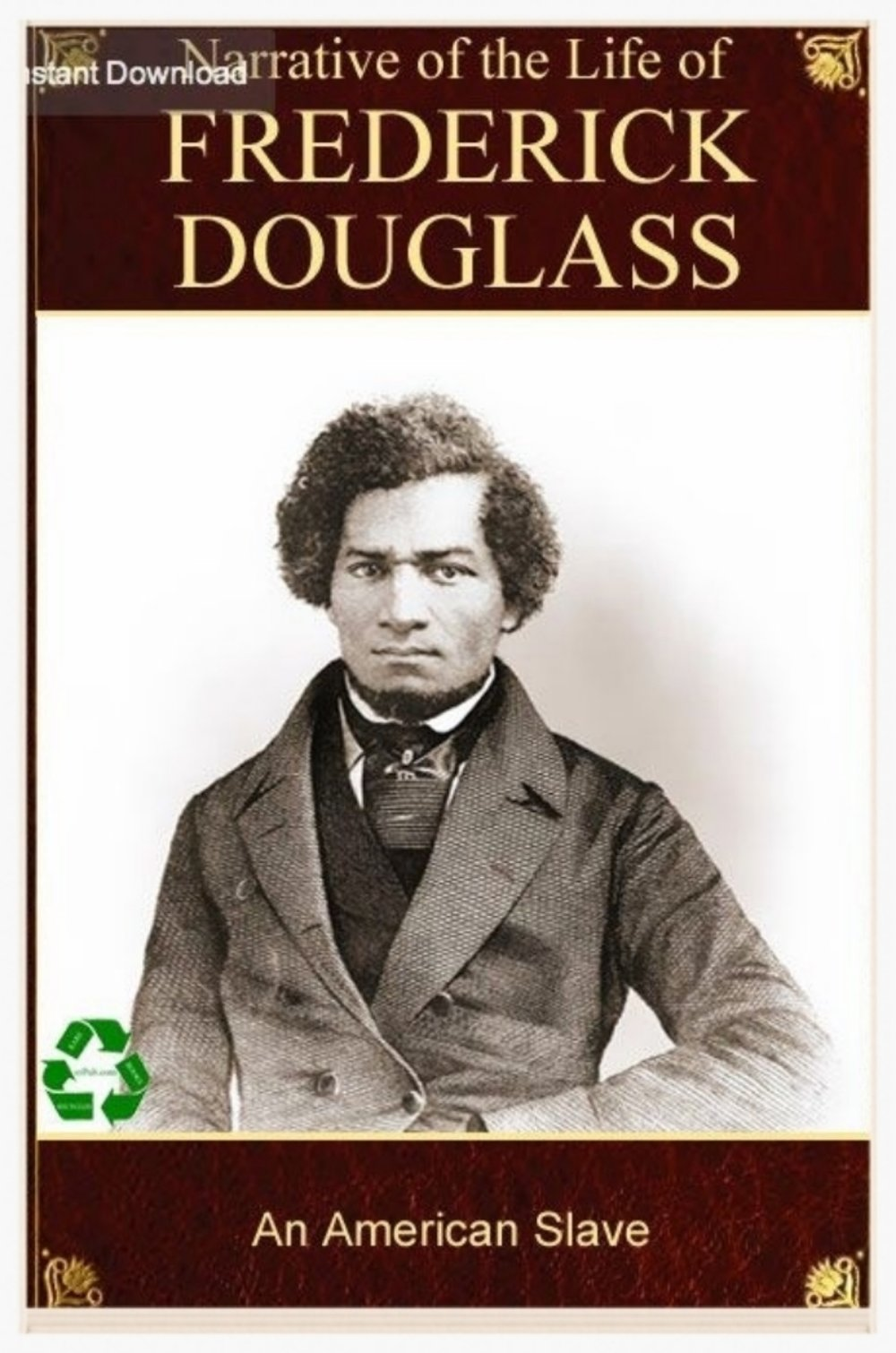 Narrative of the Life of Frederick Douglass Book.jpg