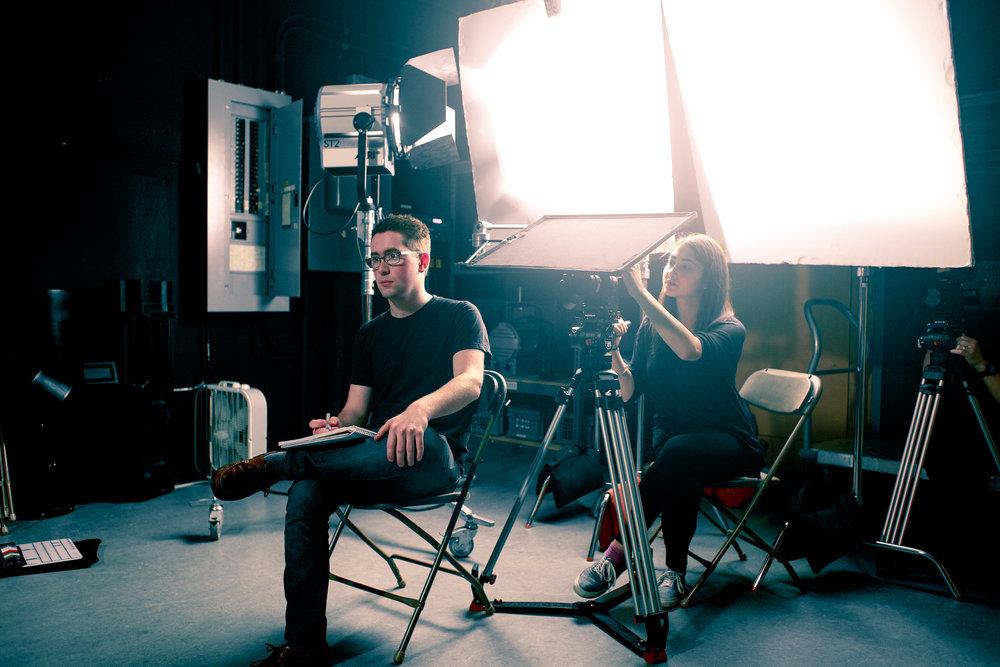 Boston University Film & TV