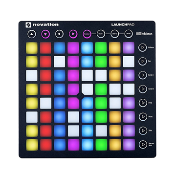 Grid Controller - Light-up midi pads designed for sequencing, or custom use in Ableton.