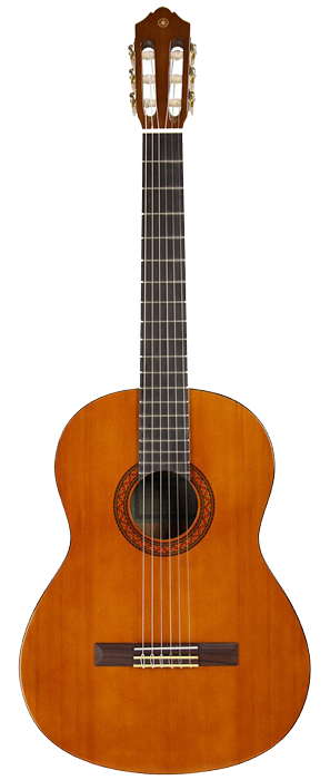 Yamaha CGS104A - I love this guitar because it has such a warm, clear sound. It's a perfect choice for the beginner classical guitarist.