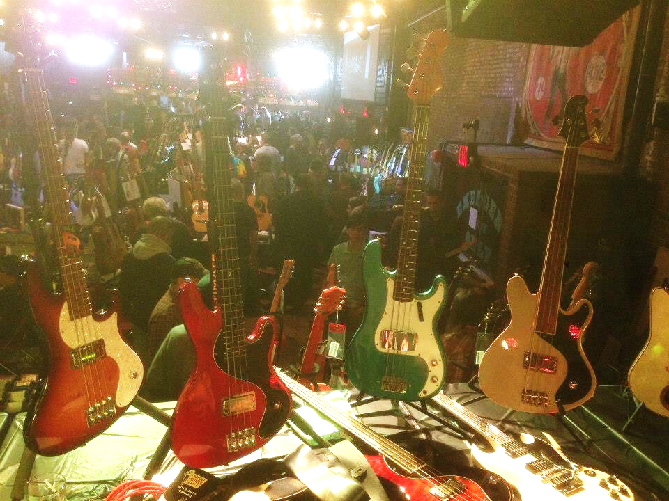 Brooklyn Guitar Show