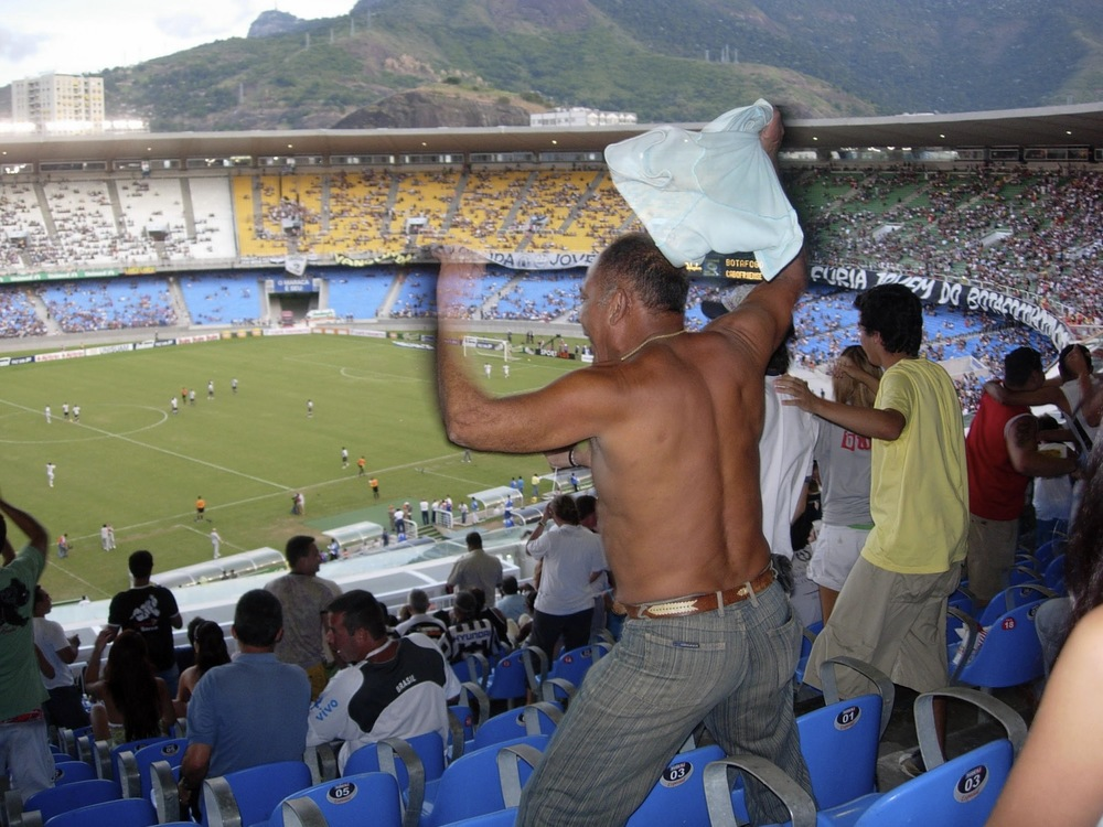 Maracanã Stadium, Rio de Janeiro, Brazil (2007)