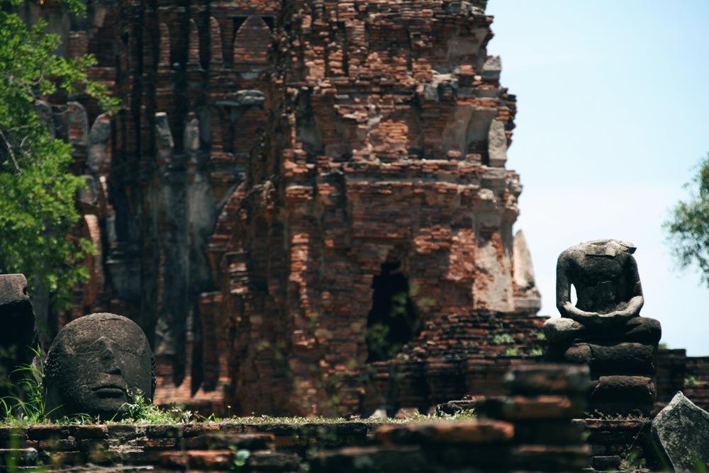 Ayutthaya, Thailand (2008)