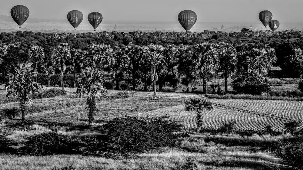 Bagan, Myanmar (2017)