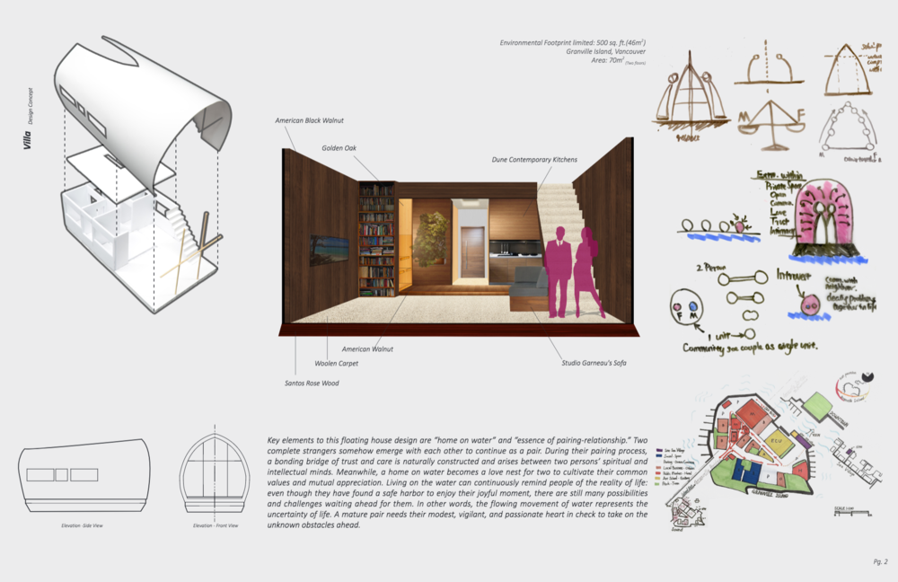 Residential Design_Lucian Lu_Harmony Within