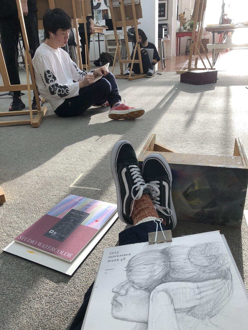 纯美术/Fine Arts
