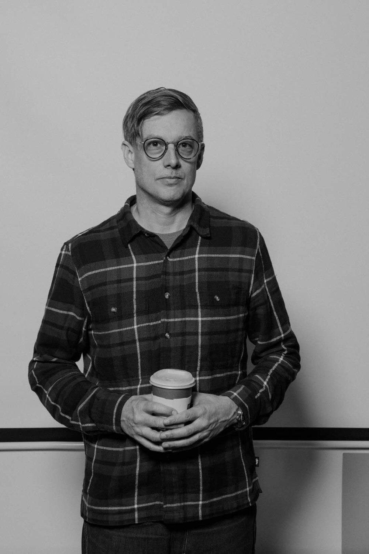 Trevor Brady - 时尚摄影导师