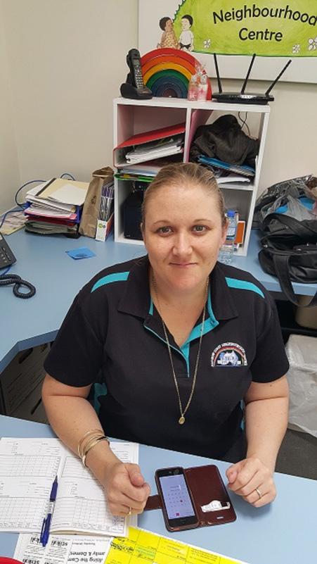 Creche Coordinator - Catherine Bramley