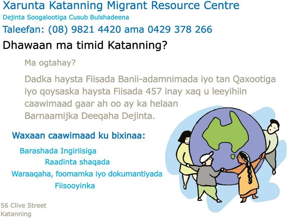 Somali - Katanning - back