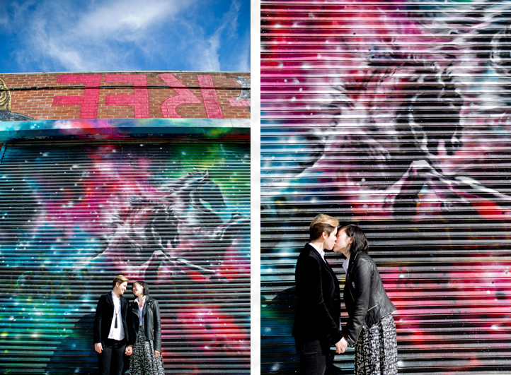05_CarlyGaebe_SteadfastStudio_EngagementPhotography_Gay_Lesbian_Brooklyn_Colorful_BushwickMural.jpg