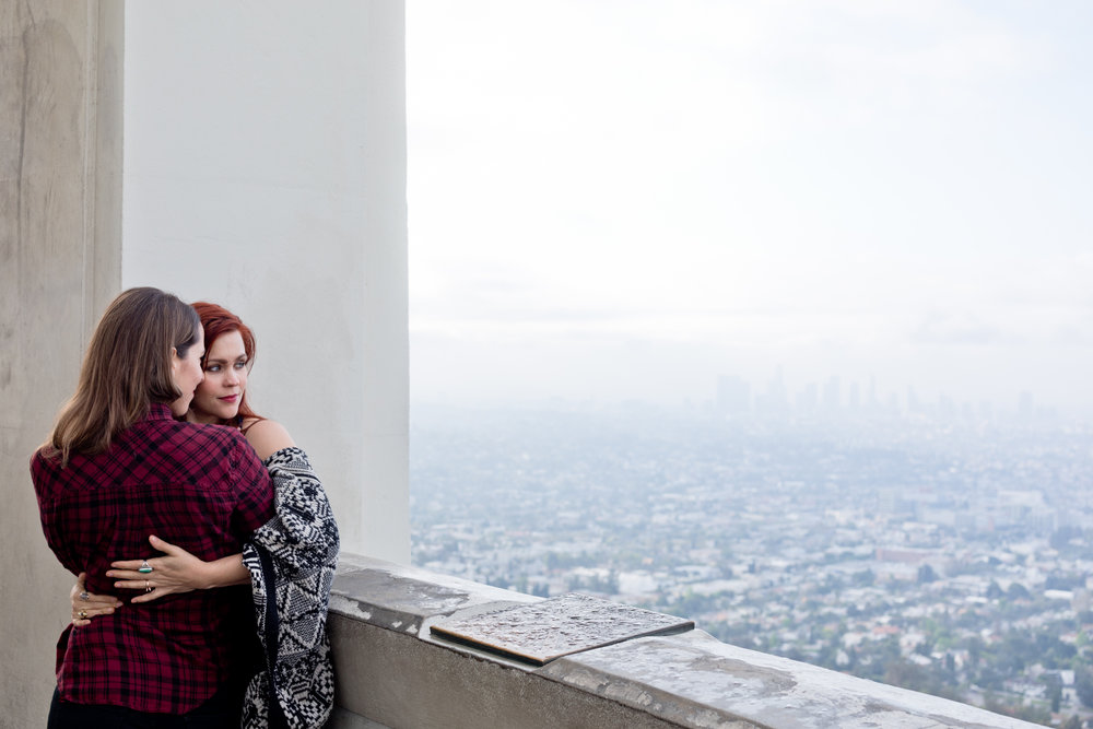 CarlyGaebe_SteadfastStudio_TierneyCourtney_Engagement_GriffithPark_Observatory_LosAngeles_LA_California_Wedding_LGBTQ_Lesbian_Dawn_SilverLake80.JPG