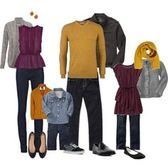What To Wear For Fall Family Photos Trisha K Photography