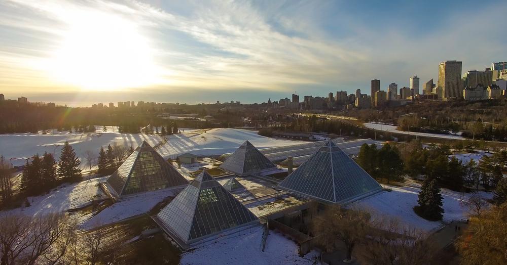 Edmonton Drone Video
