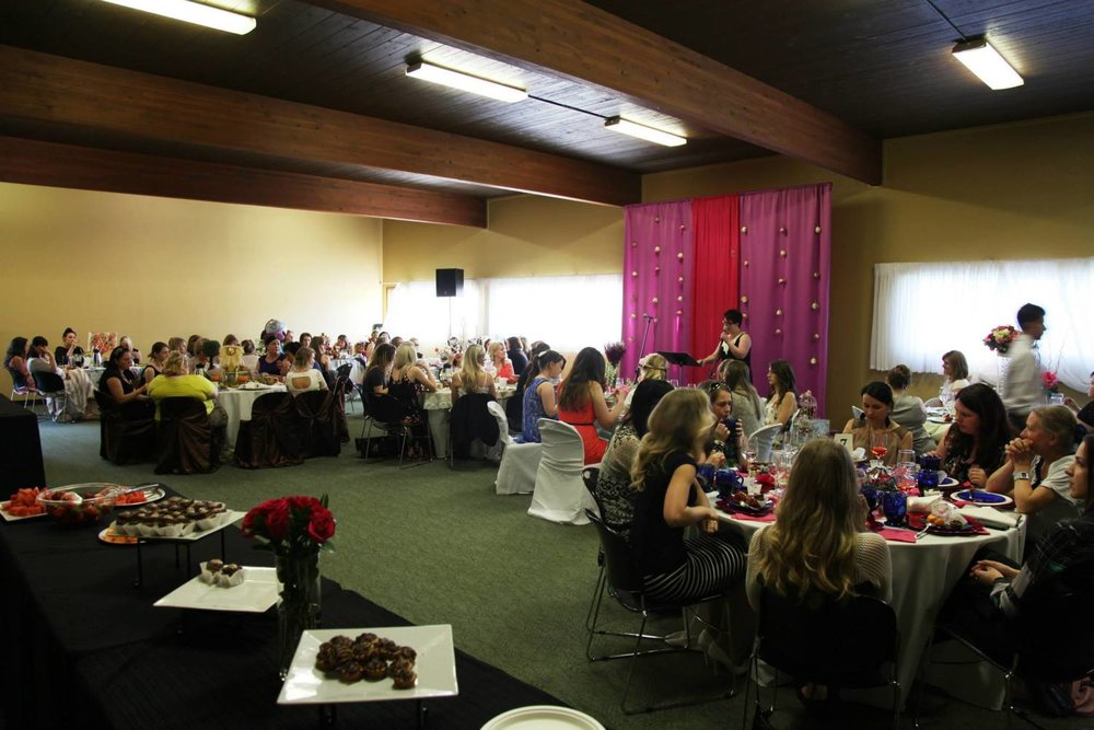 Ladies Spring Tea. 2014. Good News Church. Tacoma
