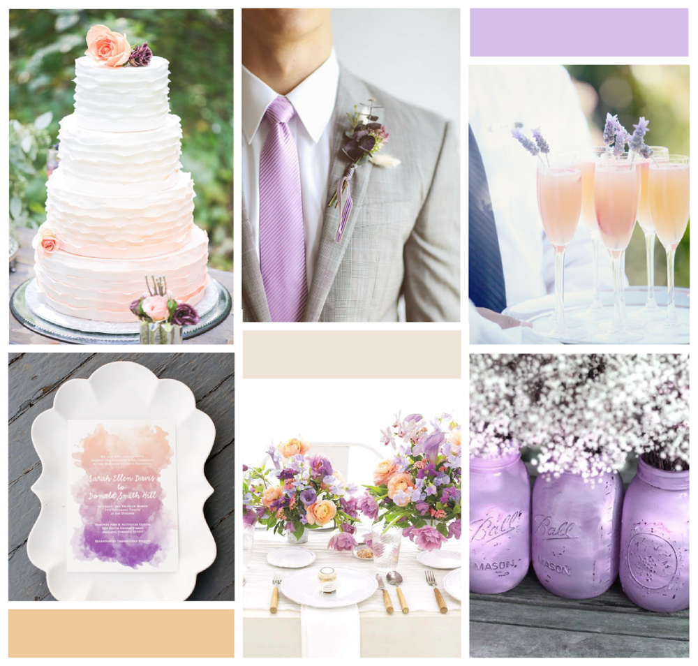 How to Choose Your Wedding Colors — Ginger & Blooms