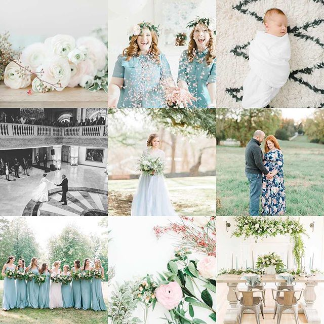 Holy cow 2017 you were one beautiful year. From amazing couples, to beautiful new branding and new additions to the family - we couldn't do it without our community of support! 2018 will look a bit different with me being solo while Alyssa soaks in being a brand new momma but I'm ready! 🥂