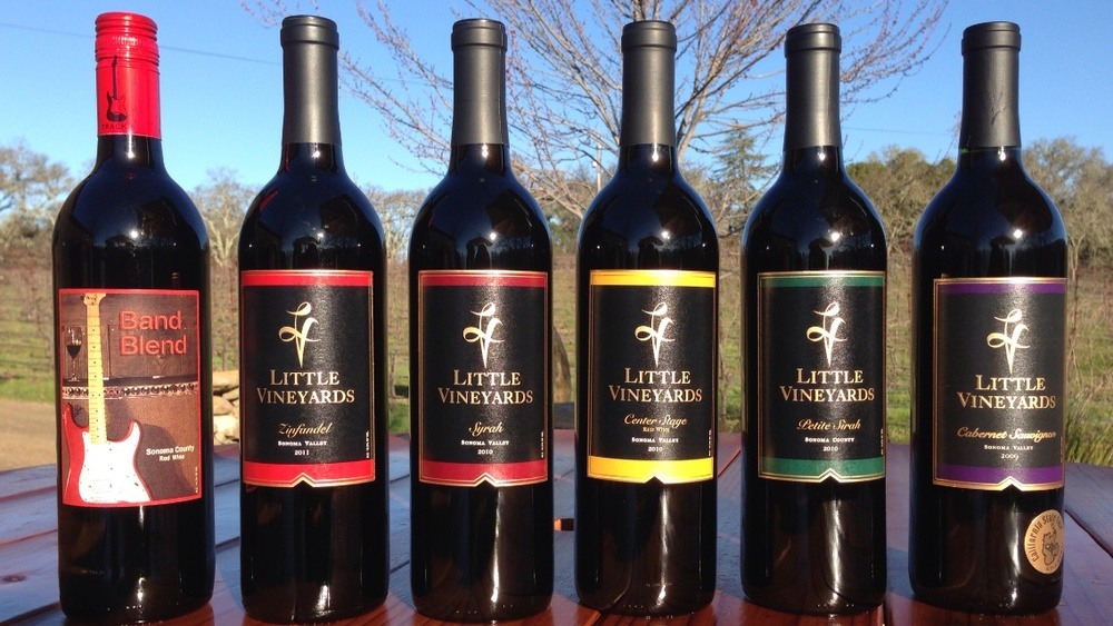 Little Vineyards wines.JPG