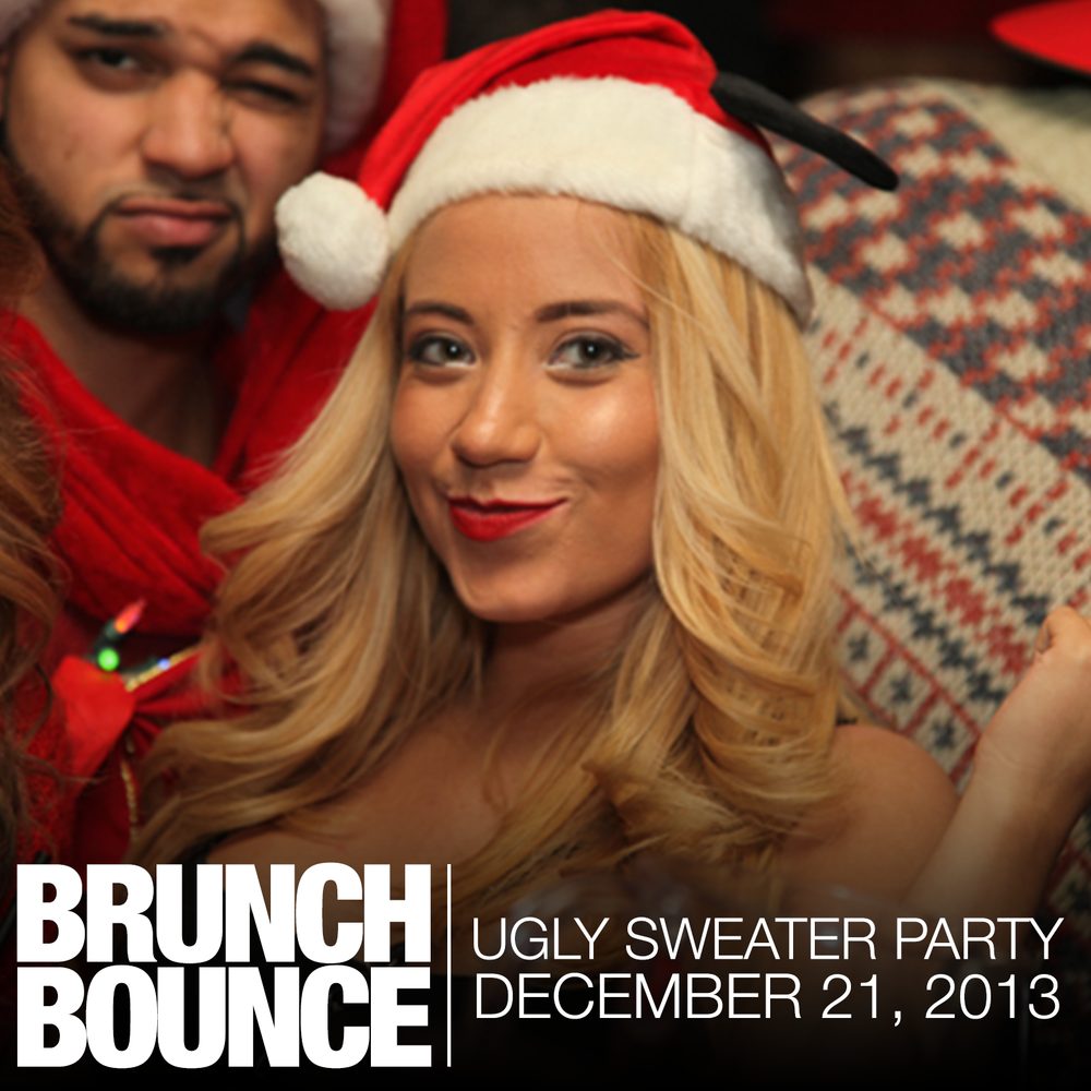 Brunch Bounce 12.21.13