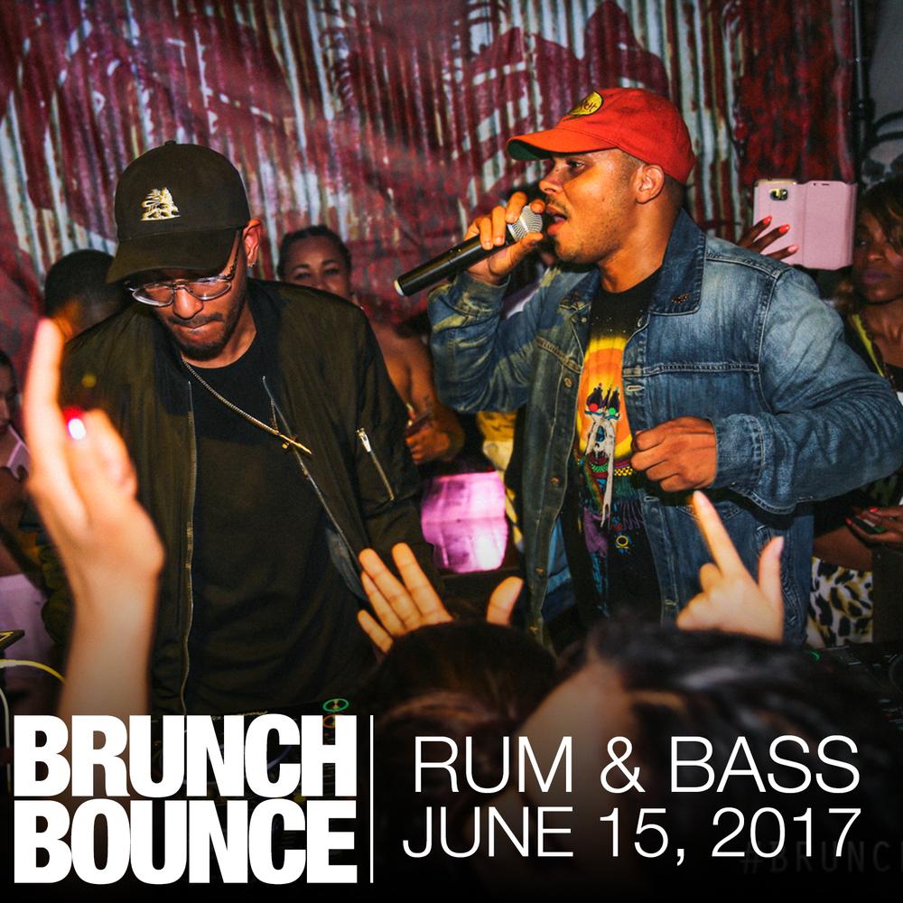 Rum & Bass 6.15.17