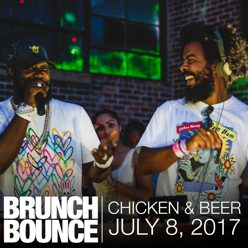 Chicken & Beer 7.8.17