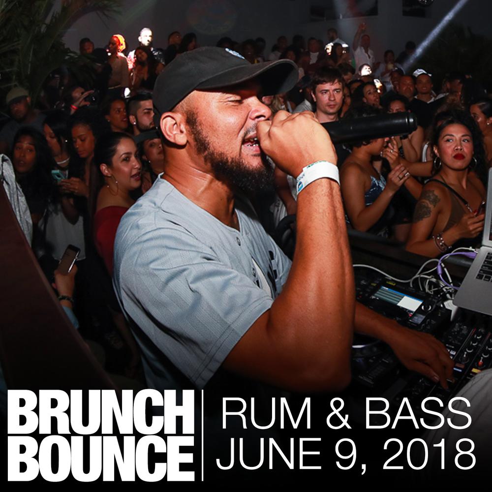 Rum & Bass 6.9.18