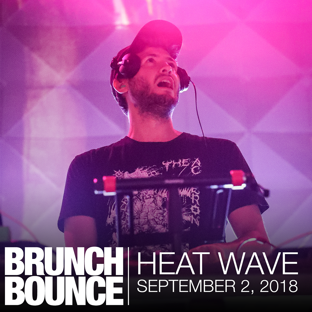Heat Wave September 2, 2018