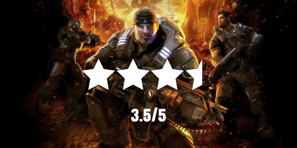 Gears of War - Christian's rating