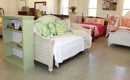 Children's furnishings at Knox and Panoply